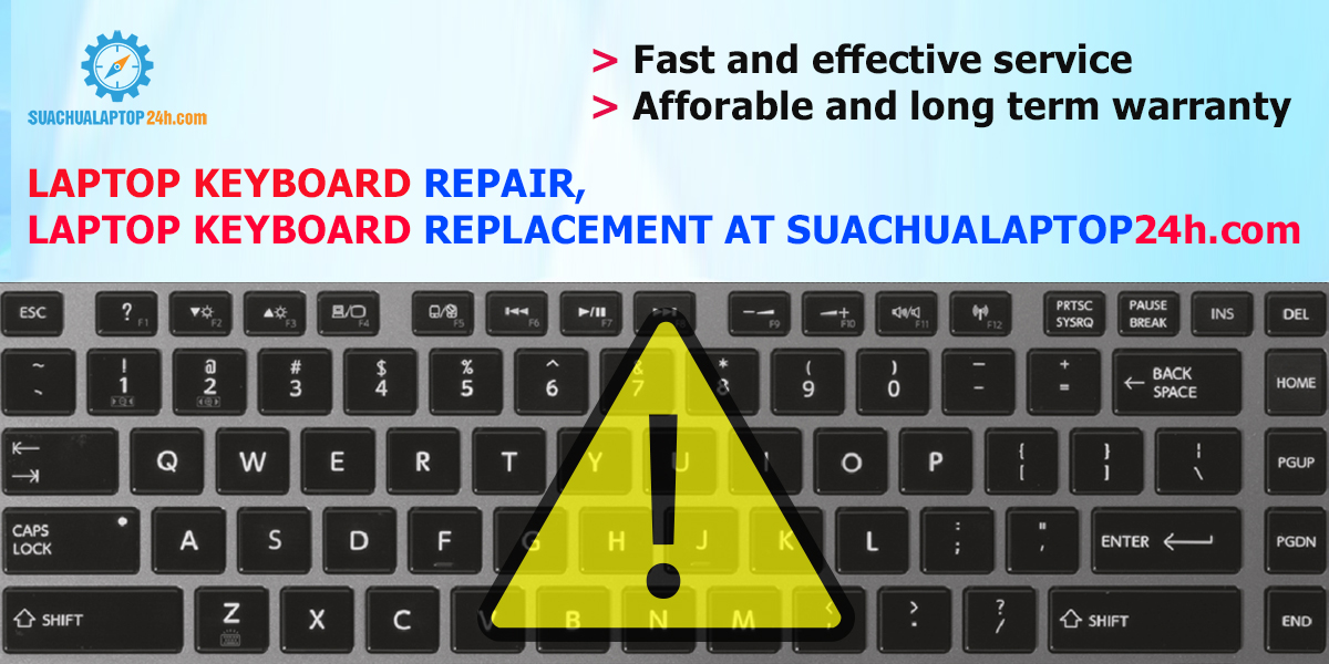 LAPTOP KEYBOARD REPAIR LAPTOP KEYBOARD REPLACEMENT AT SUACHUALAPTOP24h.com