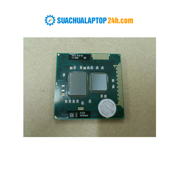 Chip intel core i3-380M (3M Cache, 2.53 GHz)