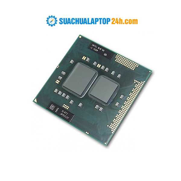 Chíp Intel Core i5 - 450M (3M cache, 2.40 GHz)