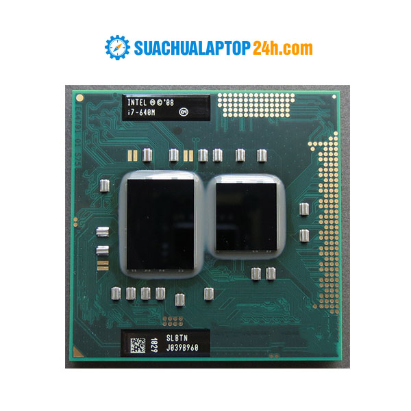 Chip Intel core i7-640M