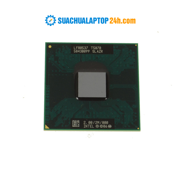 Chip Intel Core 2 Duo T5870 (2M Cache, 2.00 GHz, 800 MHz FSB)