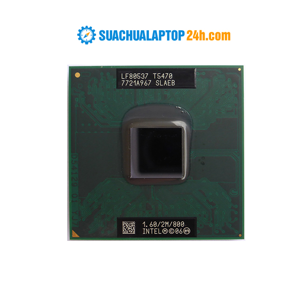 Chip Intel Core 2 Duo T5470 (2M Cache, 1.60 GHz, 800 MHz FSB)