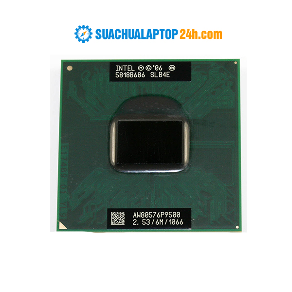Chip Intel Core 2 Duo P9500 (6M Cache, 2.53 GHz, 1066 MHz FSB)