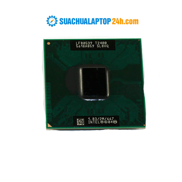 Chip intel Coro - Duo T2400 (2M Cache, 1.83 GHz, 667 MHz FSB)