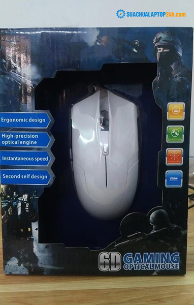 6D Gaming Optical Mouse