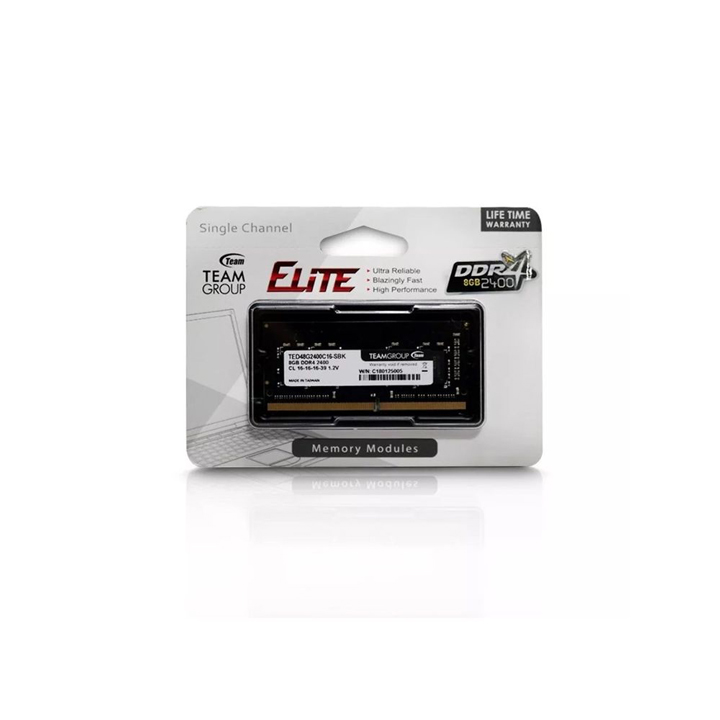 Ram Elite 8gb DDR4 Buss 2400