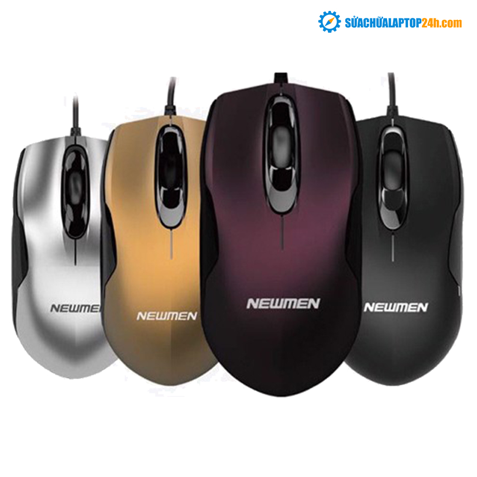 Mouse Newmen M266 Optical USB