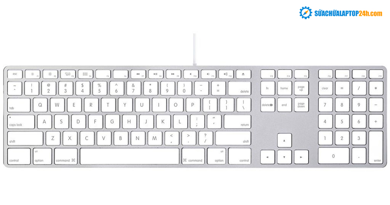 Bàn phím Apple Magic Keyboard Full Number
