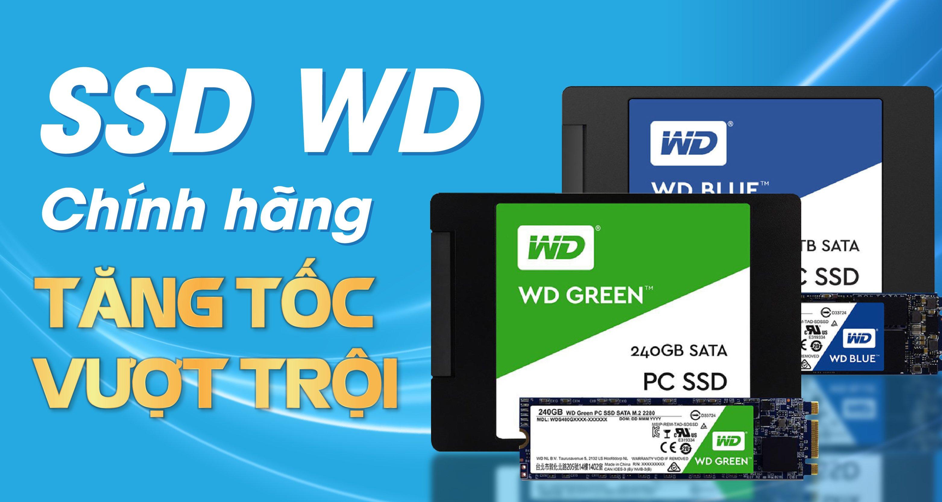 Ô cứng Western Digital siêu rẻ