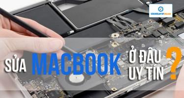 Sửa chữa macbook uy tín