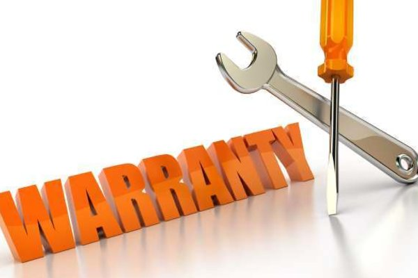 WARRANTY FOR REPAIR SERVICES