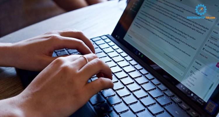 Cảnh báo: Nguyên nhân chủ yếu khiến bàn phím máy tính bị liệt đến từ chính sự bất cẩn của người dùng