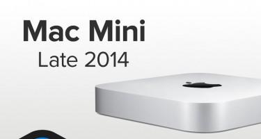 Mac Mini 2014: linh kiện khó tháo rời, RAM được hàn chết vào mainboar