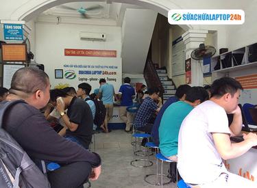 Địa chỉ sửa Laptop uy tín lấy ngay ở đâu tại Hà Nội?