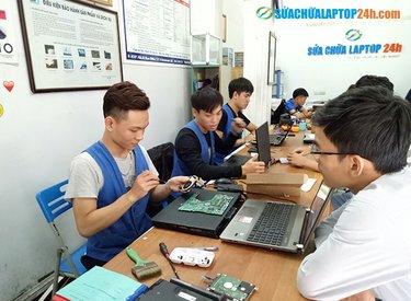 Những dịch vụ của trung tâm sửa chữa máy tính Dell hàng đầu tại Hà Nội Sửa chữa laptop 24h .com