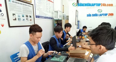 Sửa chữa laptop tại Hà Nội ở trung tâm Sửa chữa Laptop 24h.com bạn sẽ được gì?