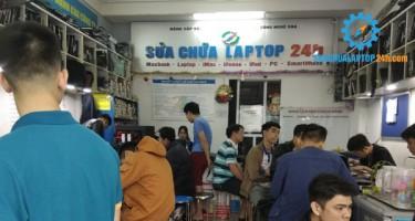 Những lợi ích mà trung tâm sửa chữa laptop Dell tại Hà Nội Sửa chữa laptop 24h .com đem lại cho khách hàng