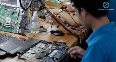 Sửa chữa và thay thế màn hình laptop Lê Thanh Nghị chính hãng, bảo hành 15 tháng cả cháy nổ