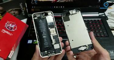 Thay pin iPhone lấy ngay ở đâu tốt?