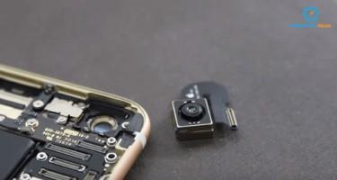 Thay camera iPhone chính hãng, lấy ngay chỉ từ 15 phút