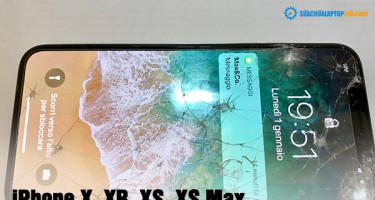 iPhone X, XR, XS, XS Max screen replacement