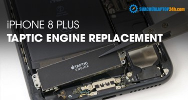 iPhone 8 Plus Taptic Engine Replacement