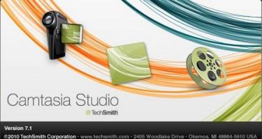 Camtasia Studio 7.1 Full Crack - Phần mềm quay phim màn hình chuyên nghiệp