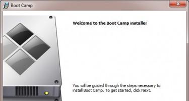 BootCamp từ Macbook Pro và Macbook Air