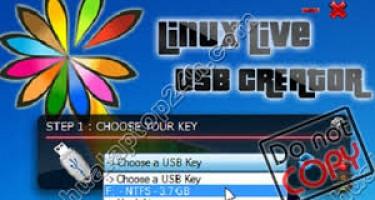 Tạo hệ điều hành Linux trên  USB
