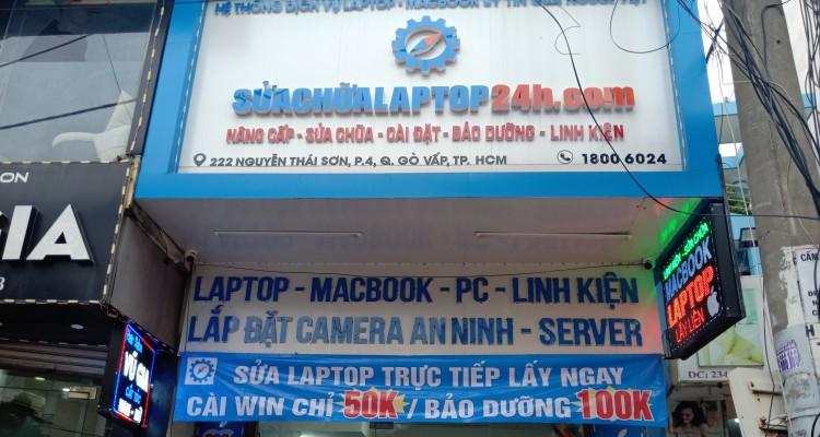 SUACHUALAPTOP24h.com - Địa chỉ sửa Macbook uy tín tại Hà Nội và TPHCM