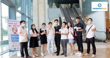 Sửa chữa Laptop 24h.com đồng hành cùng ngày hội Youth Day XI