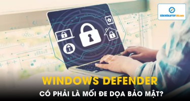 Windows Defender có phải là mối đe dọa bảo mật?