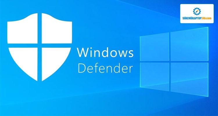 Windows Defender nhận giải thưởng là một trong những phần mềm bảo mật tốt nhất hiện nay