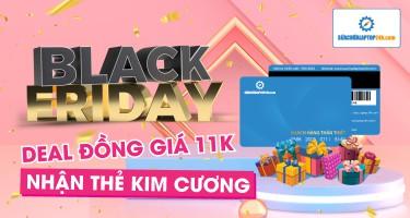 Black Friday - Ngày hội sale phi lợi nhuận tại Sửa chữa Laptop 24h .com