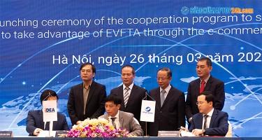 Sửa chữa Laptop 24h .com - Top 10 doanh nghiệp đầu tiên ký kết tham gia sàn thương mại điện tử VEFTA