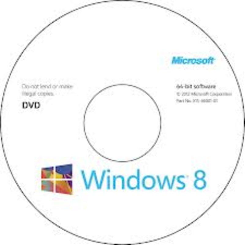 windowns 8 English 32-bit lntl 1pk DSP OEL DVD