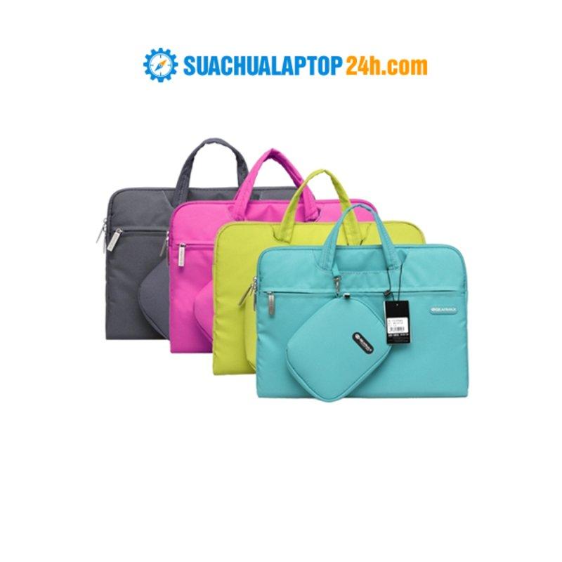 Túi xách tay GEARMAX Lash bag 15.4-inch (Xanh, Ghi)