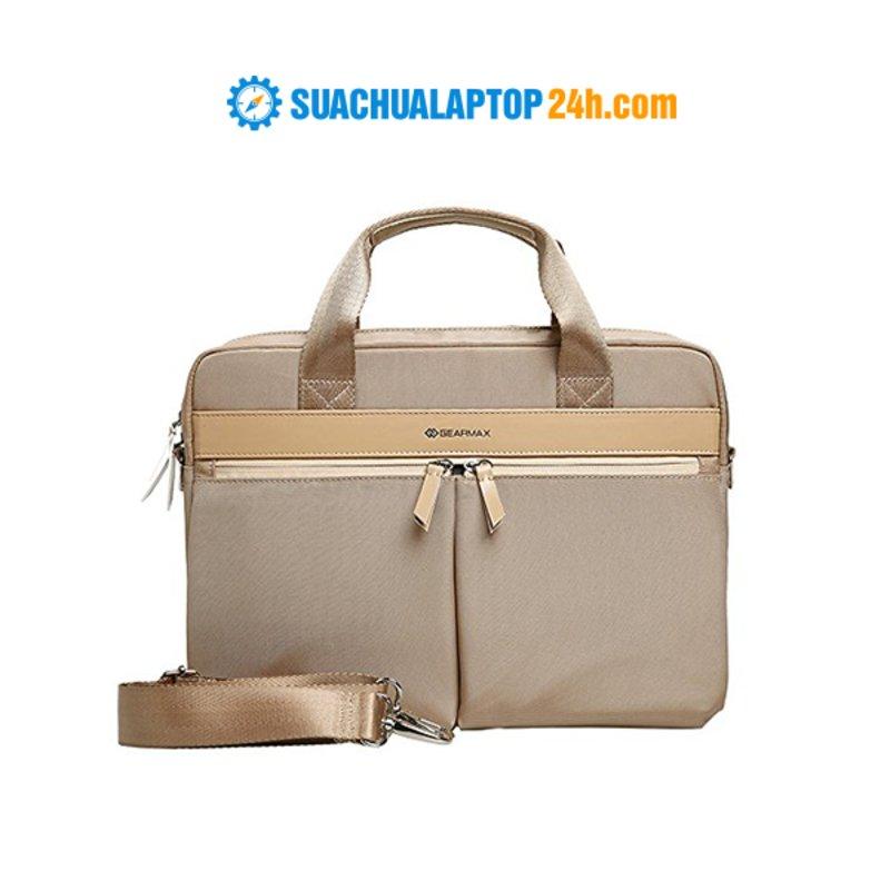 Túi xách tay GEARMAX Yazi Universal 14-inch (Be/Đen)