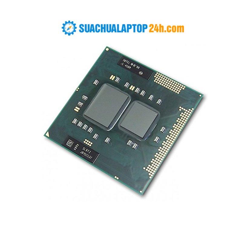 Chíp Intel Core i5 - 450M (3M cache, 2.40 GHz)