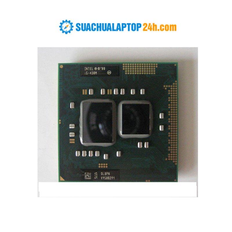 Chip intel core i5-430M (3M Cache, 2.26 GHz)