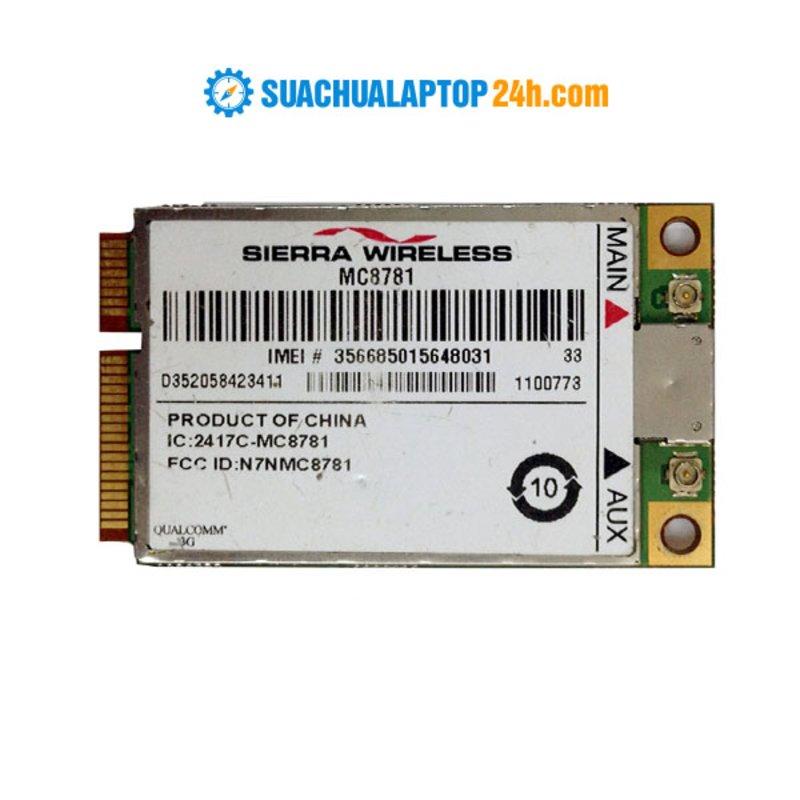 Sierra Wireless WWAN MC8781 PCI-E HSUPA 3G