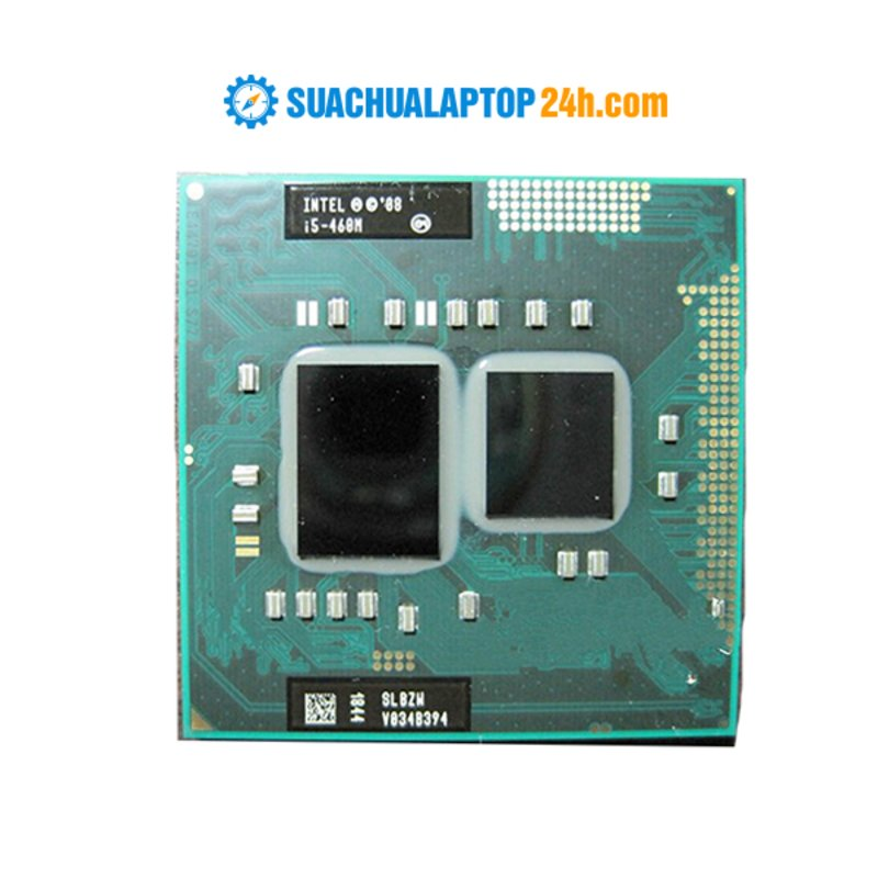 Chip intel core i5-460M