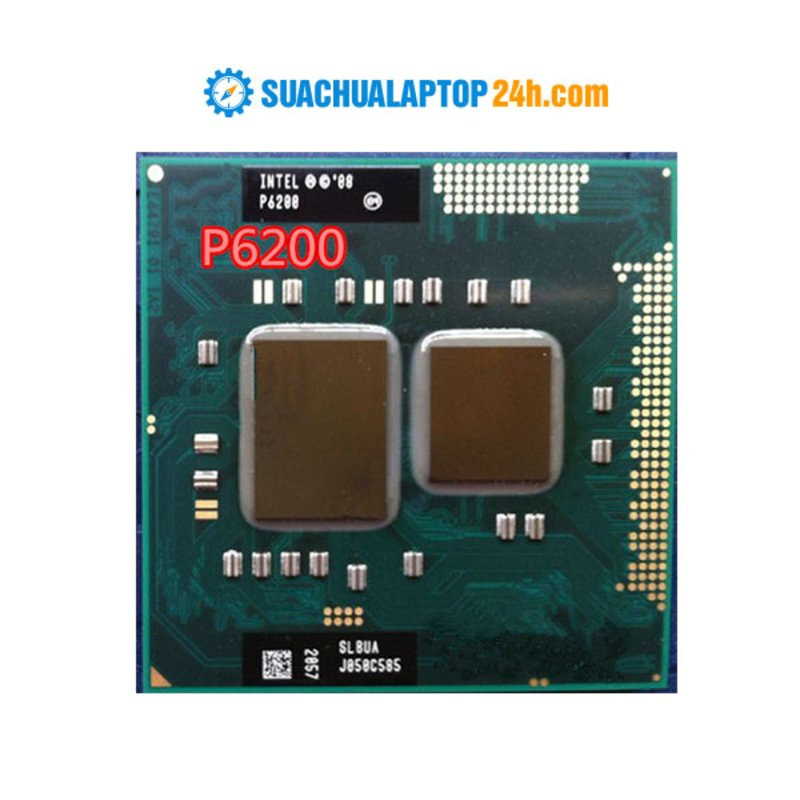 Chíp intel pentium P6200 ( socket i3 )