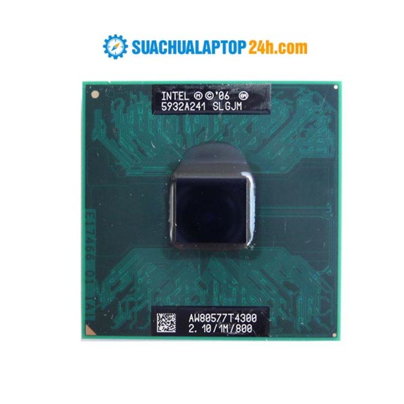 Chip intel Pentium T4300 (Cache 1M, 2.10 GHz, 800 MHz FSB)
