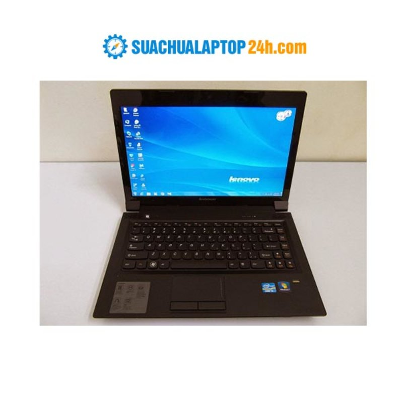 "Laptop Lenovo B490 (Core i5-3210M/4GB/120GB SSD/Intel HD 4000/14""HD)"