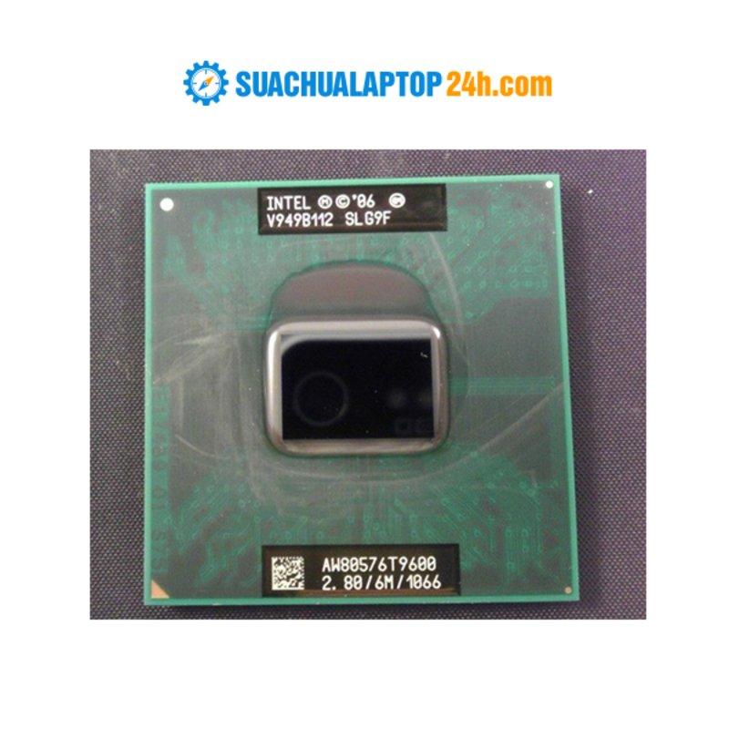 Chip Intel Core2 duo T9600 (2.80GHz, 6M Cache, FSB 1066MHz)