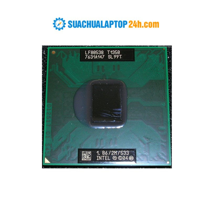 Chíp Intel Core - Solo T1350 (2M Cache, 1.86 GHz, 533 MHz FSB)