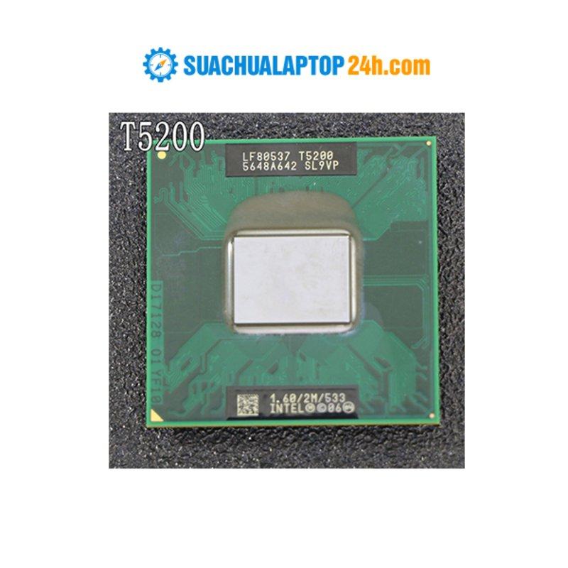 Chíp Intel Core 2 Duo T5200 (2M Cache, 1.60 GHz, 533 MHz FSB)
