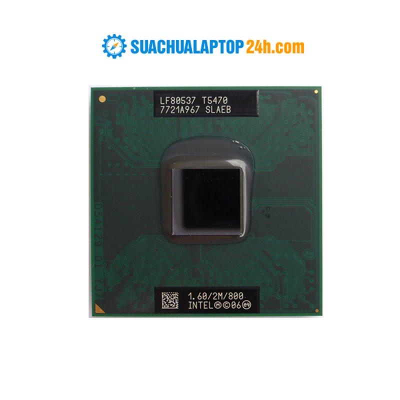 Chip Intel Core 2 Duo T5470 (2M Cache, 1.60 GHz, 800 MHz FSB)