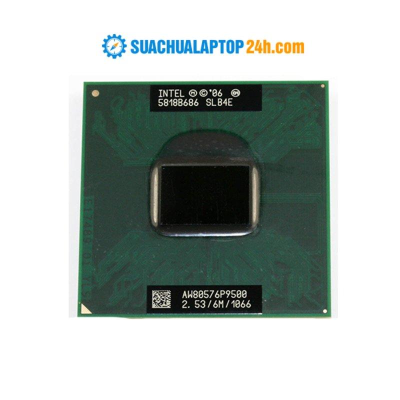 Chip Intel Core 2 Duo P9500 (6M Cache, 2.53 GHz, 1066 MHz FSB)